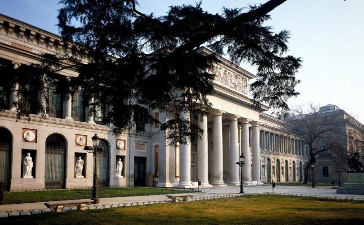 Convocatoria del Museo del Prado